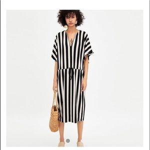 Zara Hamptons dress